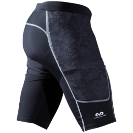 MCDAVID HEX GOALKEEPER SHORT BARCELONA BLACK / CAMO