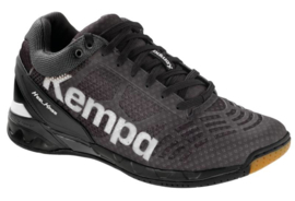 Kempa Attack Midcut - Zwart