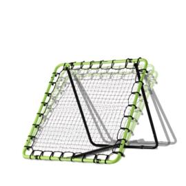 EXIT Tempo multisport rebounder 120x120cm - groen/zwart