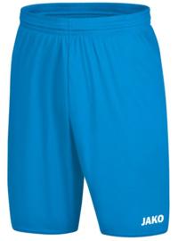 JAKO Short Manchester 2.0 Blauw Junior