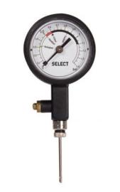 Hummel pressure gauge
