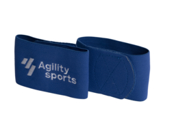 Agility Sports guard stay blauw