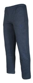 Donnay Heren - Joggingbroek dunne stof Nigel - Spijkerbroek blauw gemêleerd