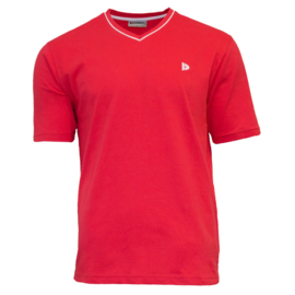 Donnay Heren - T-Shirt Jason - Rood
