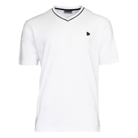 Donnay Heren - T-Shirt Jason - Wit