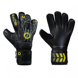 Goalkeeper gloves with Fingersave Junior