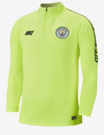 Manchester City FC Dri-FIT Squad Drill Trainingstop Senior