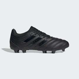 ADIDAS Copa 20.3 FG Voetbalschoenen Core Black / Core Black / Dgh Solid Grey