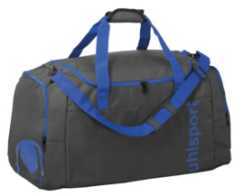 UHLSPORT ESSENTIAL 2.0 SPORTS BAG 30L anthra/azure blue