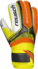 REUSCH RE:PULSE RG FINGER SUPPORT JUNIOR BLACK / WHITE