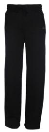 Donnay Junior meisjes - Joggingbroek met rechte pijp - Zwart