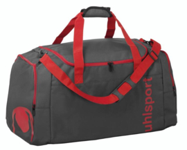 UHLSPORT ESSENTIAL 2.0 SPORTS BAG 30L anthra/red