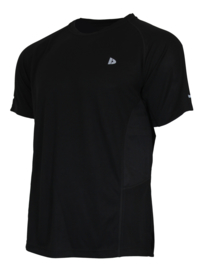 Donnay Heren - Multi Sport T-shirt - Zwart