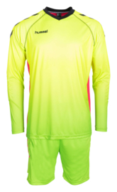 HUMMEL UNITY GK SET  FLUO YELLOW
