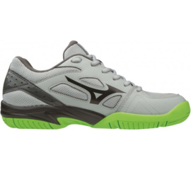 MIZUNO CYCLONE SPEED 2 JR HIGHRISE/BLK/JASMINEGR