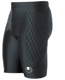 UHLSPORT GK TIGHT SOUS SHORT DU GARDIEN