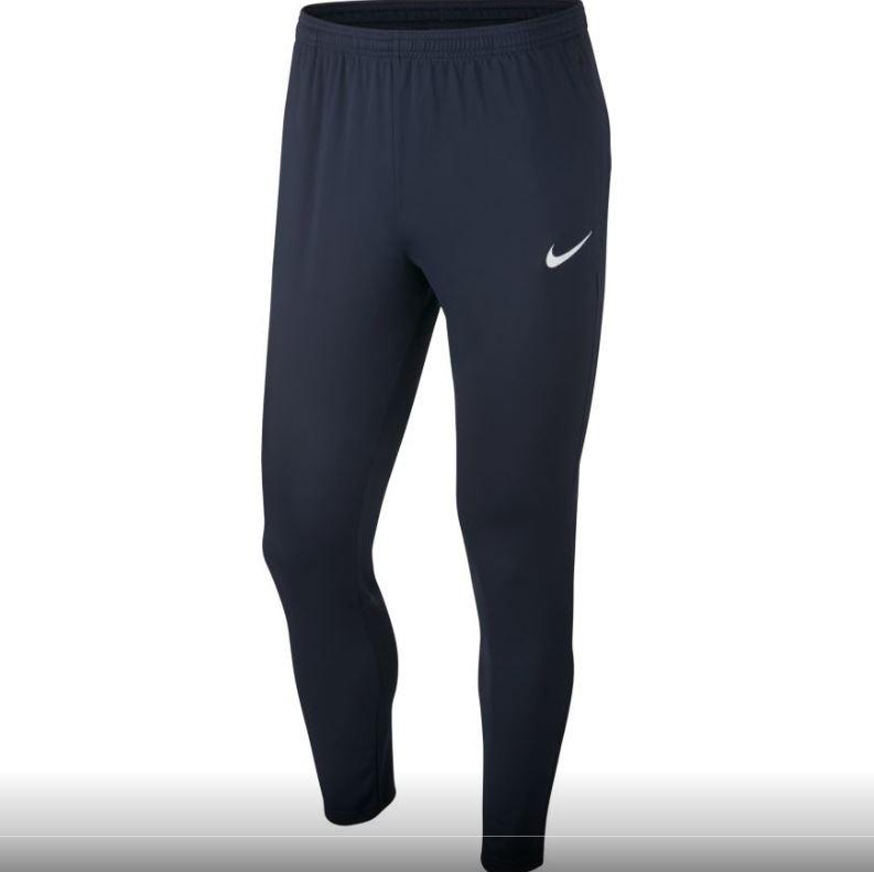 Nike Academy 18 Tech Trainings Pant Donker Blauw Senior