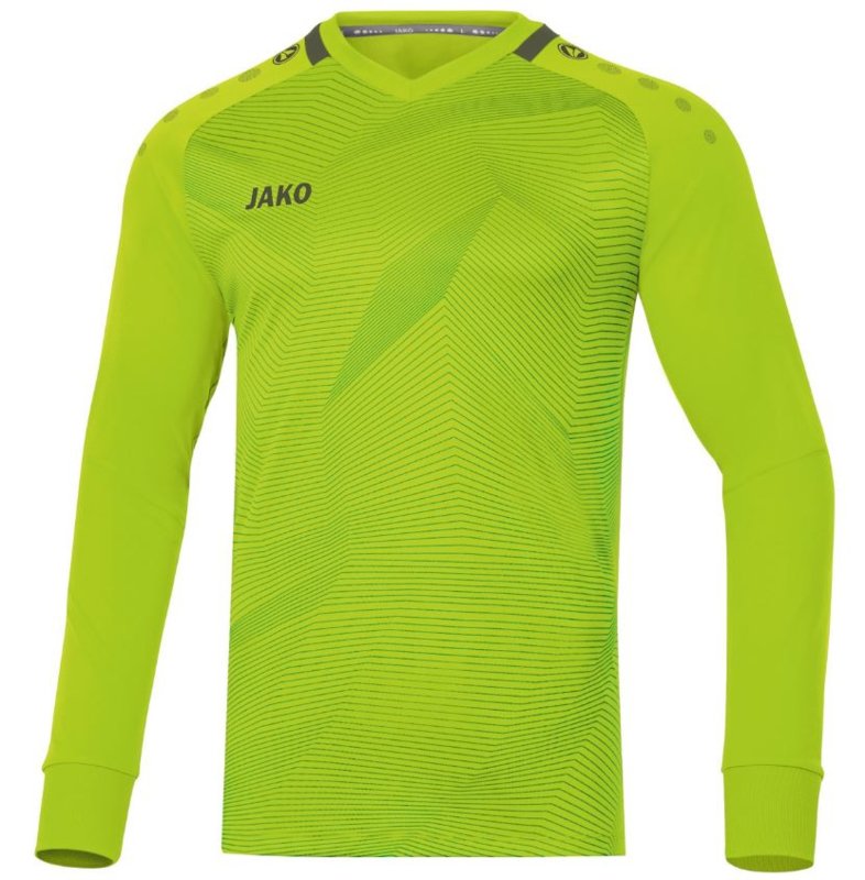 Jako Goal Keepersshirt Fluogroen/Kaki