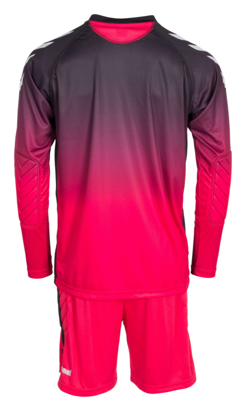 HUMMEL UNITY GK SET PINK (Print shirt (name + Number): No