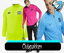 Clubpakken en traingspakken Papendrecht