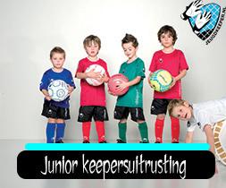 Keeperskleding kids bij Jeugdkeeper.nl