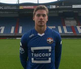 Jeugdkeeper.nl Nigel Bertrams