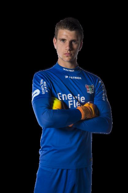 Jeugdkeeper.nl Maarten Paes