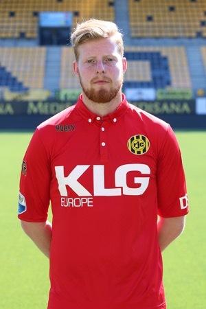 Jeugdkeeper.nl Nick Wolters
