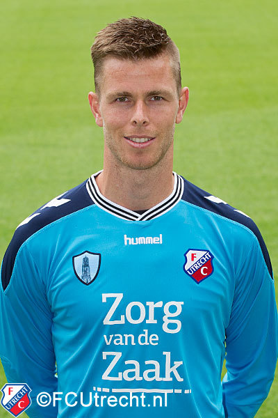 Jeugdkeeper.nl Robin Ruiter