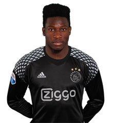 Jeugdkeeper.nl Andre Onana
