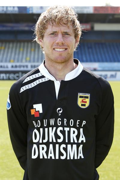 Andre Krul Jeugdkeeper.nl