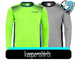 Keepersshirt kopen bij Jeugdkeeper.nl