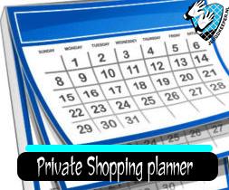 Private Shopping plannen bij Jeugdkeeper.nl