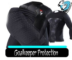 Goalkeeper protection