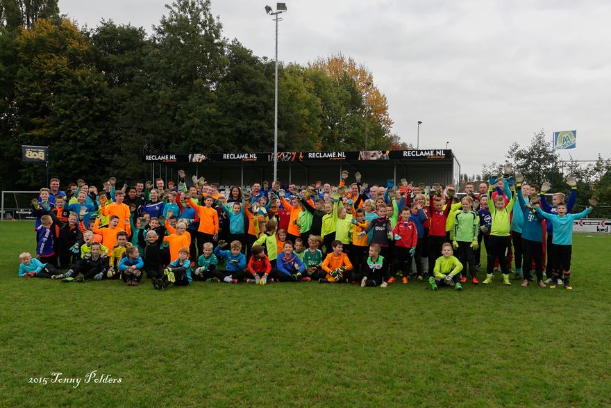 Jeugdkeeper.nl Keepersdag 2015