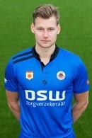 Alessandro Damen Jeugdkeeper.nl