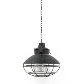 Lamp hangend op batterij,