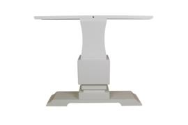 Onderstel voor Monacotafel - set/wit