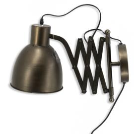Wandlamp uittrek 21 x 40.5 x 37 cm