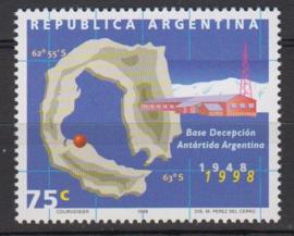 Argentinie 1998