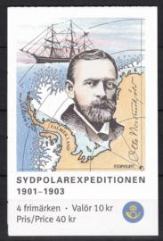 Zweden zuidpool expeditie