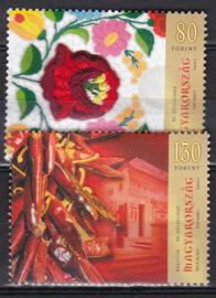Dag van de postzegel met sticker 2012