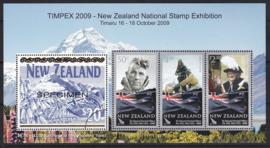 Nieuw Zeeland Shackelton blok
