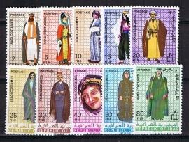 Irak michel 492/501 postfris. Cat waarde 13.00