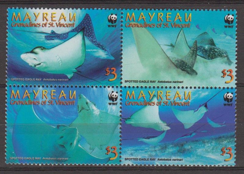 Mayream Grenadines of St Vincent