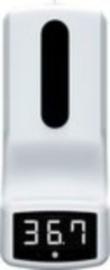 dispenser met temperatuurmeter contactloos