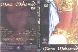 Buikdans DVD Mona Mohamed + Orchest - Egyptian Bellydance DVD Mona Mohamed + Orchestra Oriental Dance - Raqs Sharqi, Baladi, Assaya