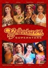 DVD Bellydance Superstars Jillina, Ansuya, Rachel Brice, Amar Gamal, Suhaila Salimpour, Tamalyn Dallal, Rania & Sonia