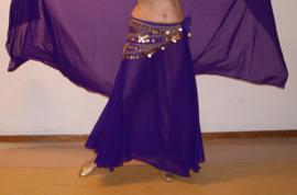 Paarse, purper, violet Buikdanskleding - Purple