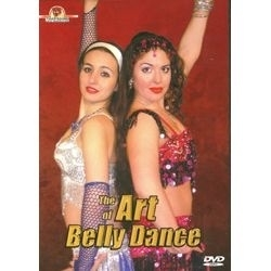 Buikdans Shows The Art of Belly Dance - Bellydance DVD The Art of Belly Dance